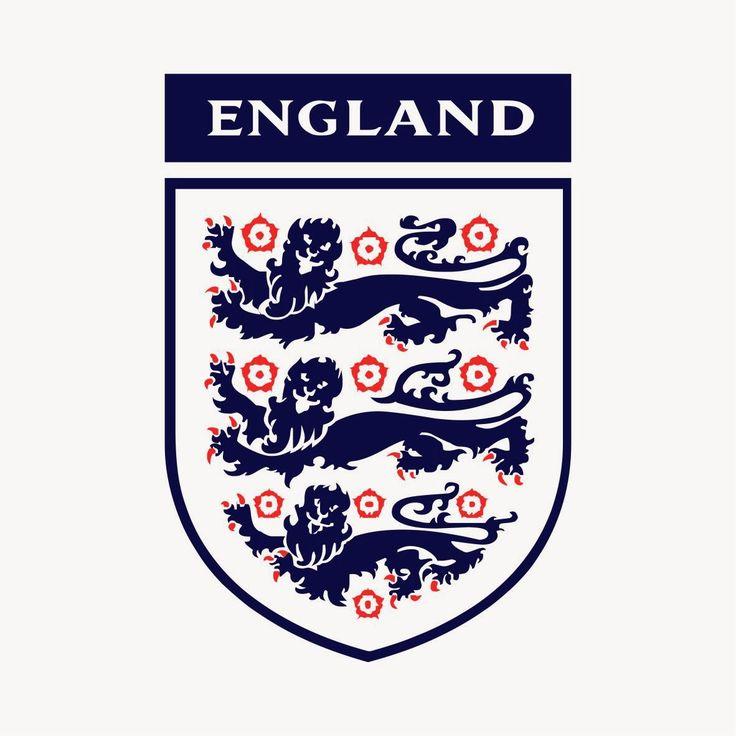 Resultado de imagen para escudo oficial de futbol inglaterra