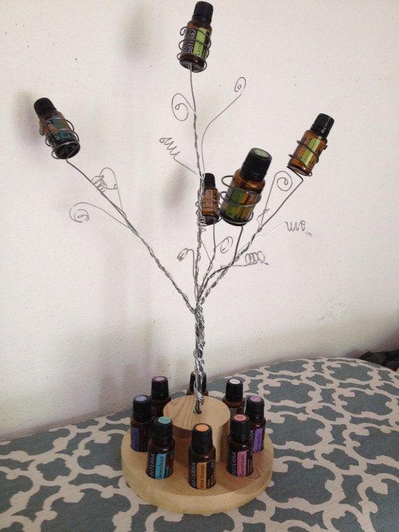 DOTERRA ESSENTIAL OIL Holder Tree of Life by FamilyWellnesswithEO