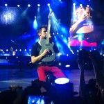Muse On Fire! #Muse #live #bellamy #mattbellamy #2ndlaw