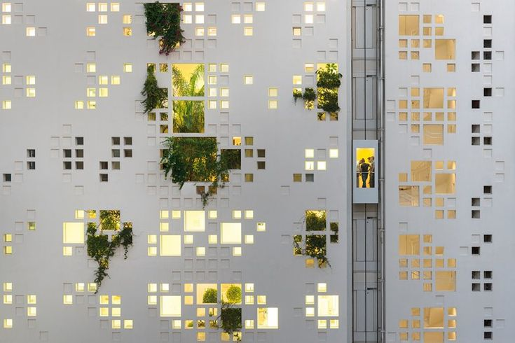 Design architect: Ateliers Jean Nouvel Local collaborating architects: Takis Sophocleous Architects The iconic tower designed by Jean Nouvel at the center of Nicosia, next to Eleftheria Square transforms the city silhouette of Nicosia. The program...