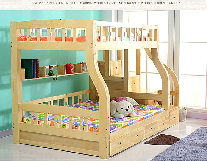 1000 ideas about literas de madera on pinterest camas for Literas de madera para ninos