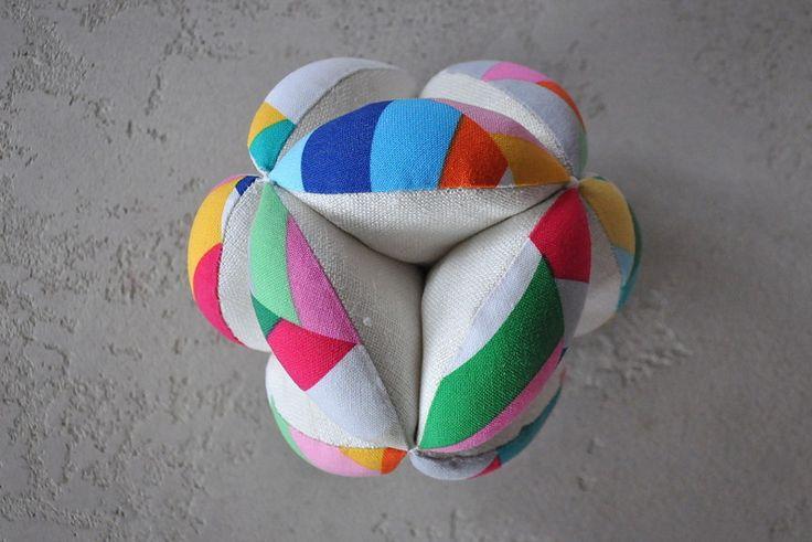TAKANE 2w1: Karuzela & Montessori Puzzle Ball - misticODDMENTS - Karuzele dla niemowląt
