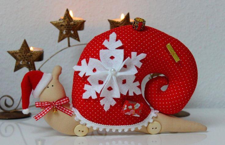 lumaca tilde Natale