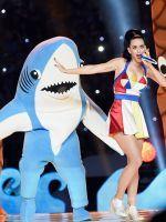 Meet The Beautiful Man Inside That Super Bowl Shark Suit #refinery29