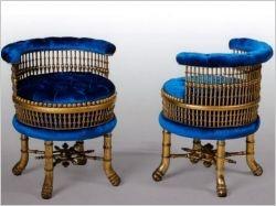 mobilier néo classique très prisé de Madeleine #Castaing