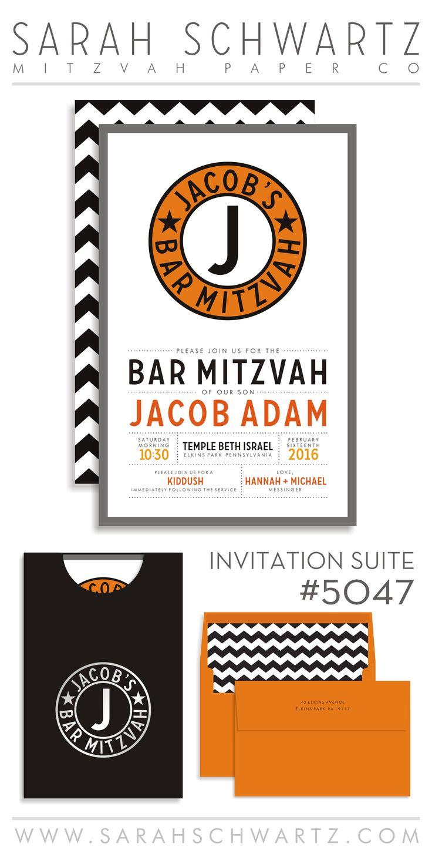 12 best bat/bar mitzvah invitations images on Pinterest | 11th ...
