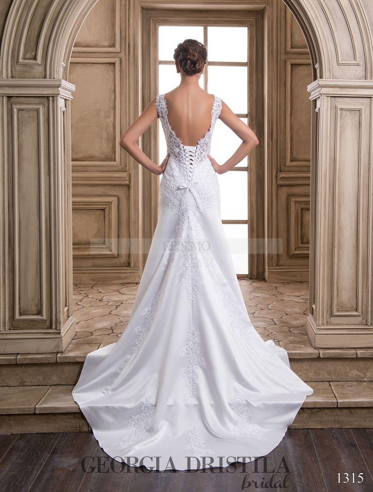 Νυφικό φόρεμα Brica - Georgia Dristila Bridal - Νυφικά