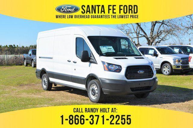 2019 Oxford White Ford Transit Van Regular Unleaded V 6 3 7 L 228