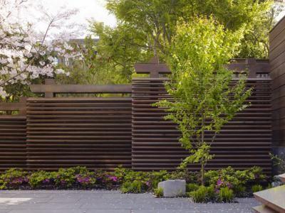 kerítés - kerítés ötlet, modern stílusban