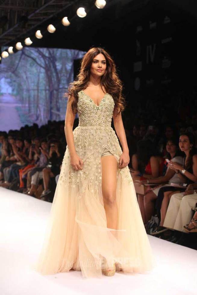 Arpita Mehta Lakme Fashion week - Gowns
