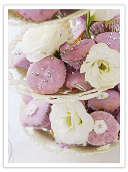 Bröllopsmuffins med rosmarin och vit choklad - BröllopsGuiden