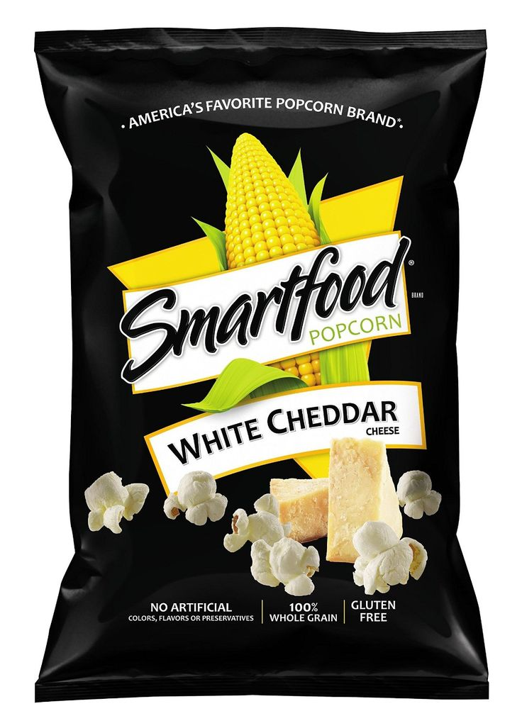 Smartfood Popcorn, White Cheddar, 9 Oz -- Quickly view this special product, click the image : Groceries