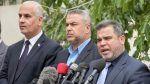 Akhiri perpecahan Palestina Hamas bersedia serahkan pemerintahan Gaza kepada Ramallah  GAZA (Arrahmah.com)  Hamas pada Selasa (25/4/2017) menyuarakan kesiapannya untuk menyerahkan otoritas di Jalur Gaza kepada pemerintah persatuan Palestina yang berbasis di Tepi Barat.  Pernyataan tersebut disampaikan pada sebuah konferensi pers yang diadakan oleh pemimpin Hamas Salah al Bardawil di mana ia mengatakan bahwa kelompoknya siap untuk membubarkan sebuah komite administratif yang didirikan bulan…
