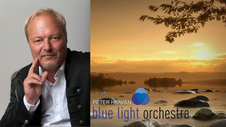 PETER HEAVEN & blue light orchestra - amazing grace