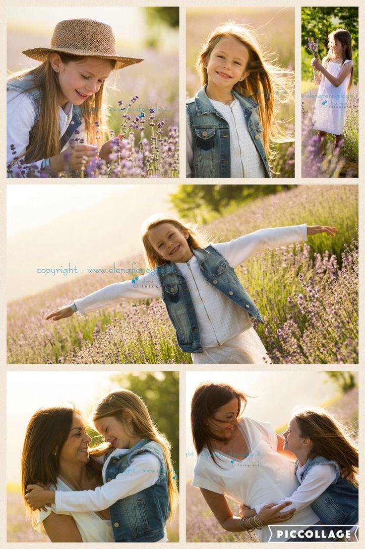 #family #outdoor #lavanda #tramonto #love