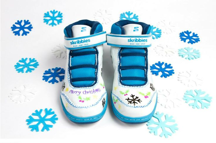 Skribbies says 'let it snow, let it snow, let it snow'  £39.99 Photo credit http://www.rebeccahollyphotography.co.uk/