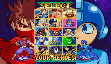 character select - Google Search