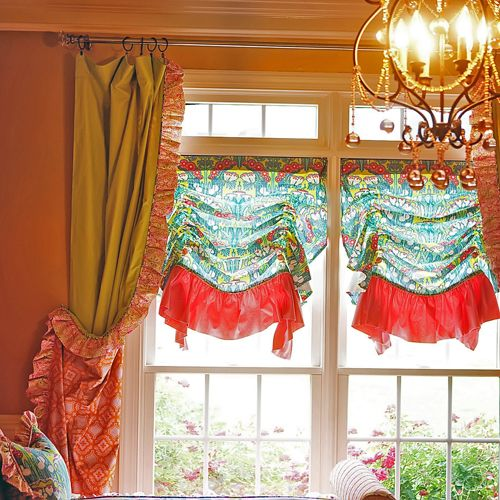 17 Best Ideas About Girls Room Curtains On Pinterest