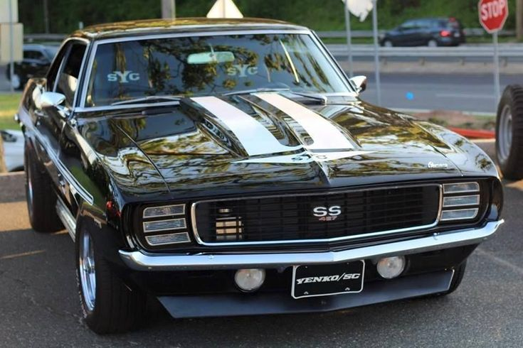 Nice Awesome 1969 Chevrolet Camaro 1969 CAMARO RSSS 427 yanko TRIBUTE/ ROTIS RESTORED 2018 #musclecars