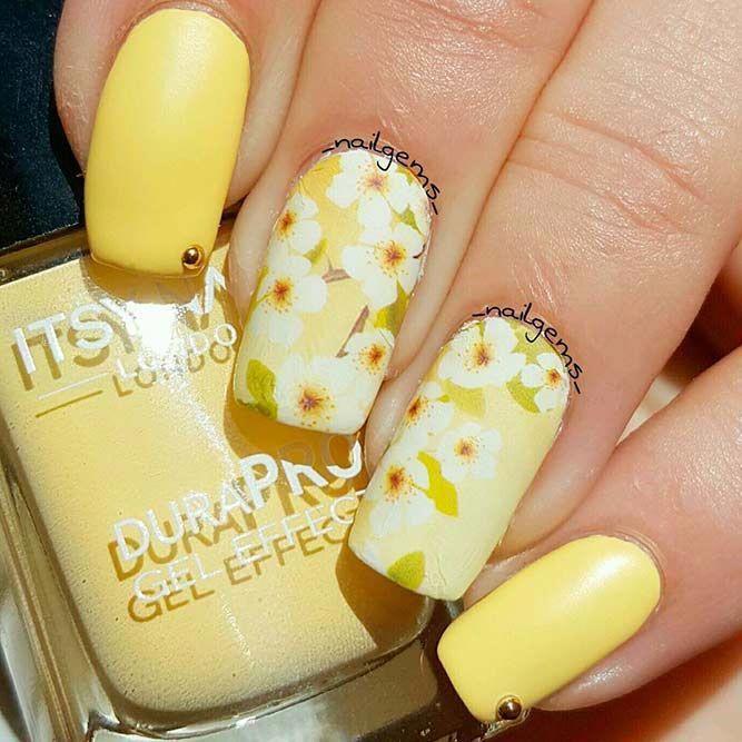 yellow flowers ideas