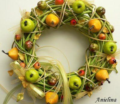 wreathCrafts Wreaths, Apples Wreaths