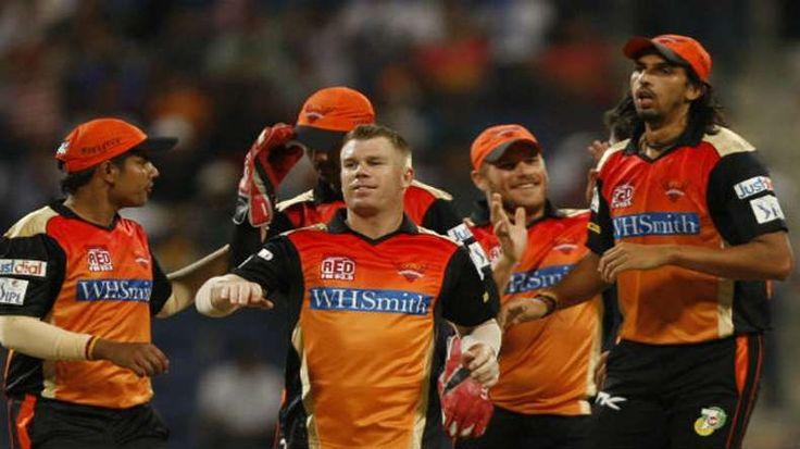Sunrisers Hyderabad Squads