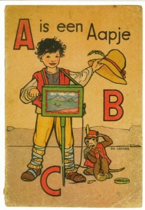 ABC Boek Rie Cramer