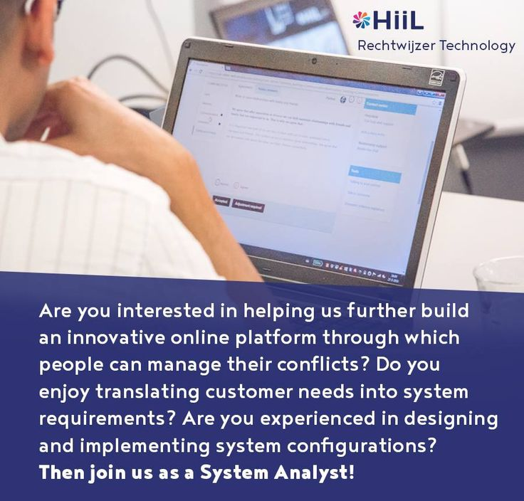HiiL( the Hague) is looking for a system analyst: ahttp://goo.gl/fZOmJu