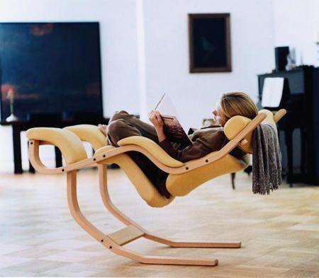 Gravity Reclining Chair