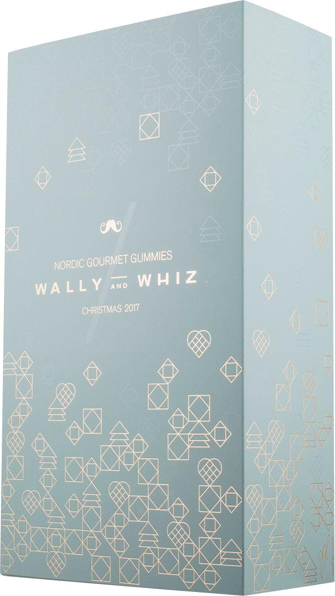 Wally And Whiz Christmas Calendar - Design by Mie Matilda #julekalender2017 #wallyandwhiz #åretsjulekalender2017