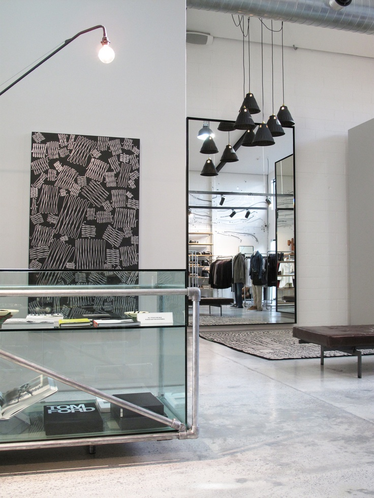Ponsonby Workshop Fashion Interiors