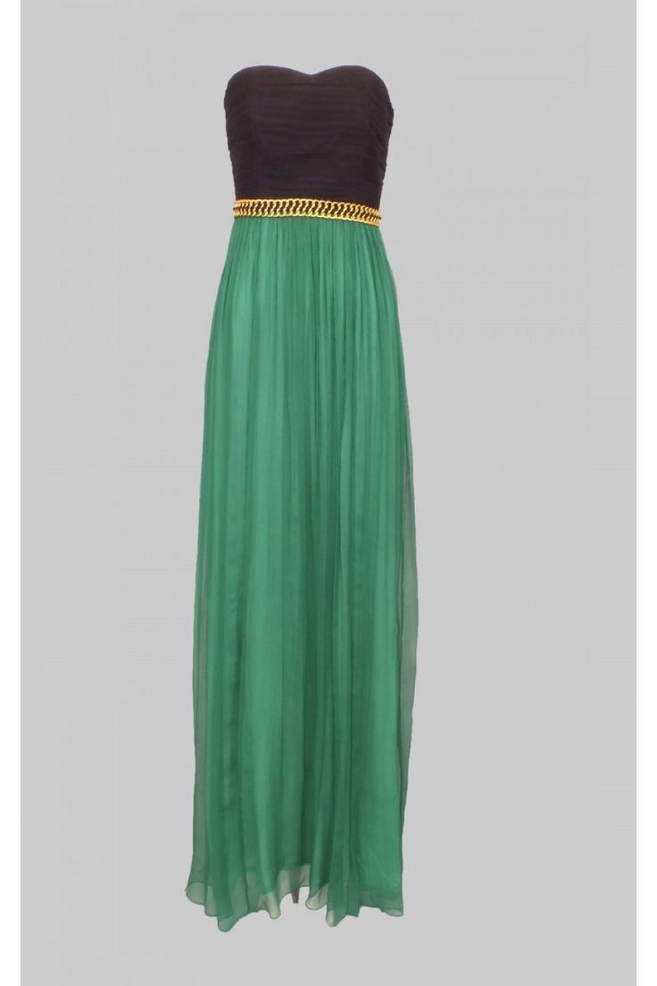 : Mint Maxis, Black Maxis, Long Dresses, Green Maxis, Color Combos, Maxis Dresses, Color Combinations, Black Gold, Green Dresses