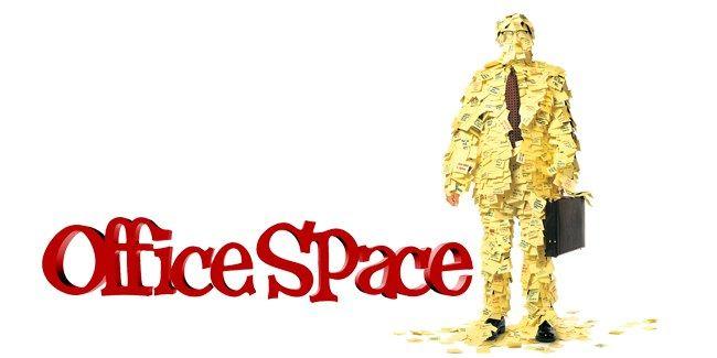 Office Space (conocida en en España como Trabajo basura y en Hispanoamérica como Enredos de oficina) es una película cómica de Estados Un...