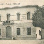 PISTOIA QUARRATA municipio comune 1930 circa