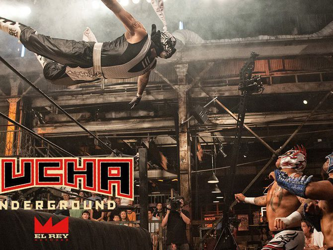'Lucha Underground' wrestling coming to Netflix this spring     - CNET  Ring that bell wrestling fans because the first two seasons of Lucha Underground are finally coming to Netflix.  Previously limited to the El Rey network and notoriously hard to access internationally the Robert Rodriguez-produced (From Dusk til Dawn Machete) wrestling program will soon be available on the streaming service.  While the Netflix deal was rumoured a few weeks ago the official announcement came from the…