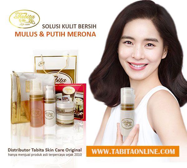 Tabita Skin Care, Produk Original Ampuh Atasi Berbagai Macam Permasalahan Kulit Wajah.