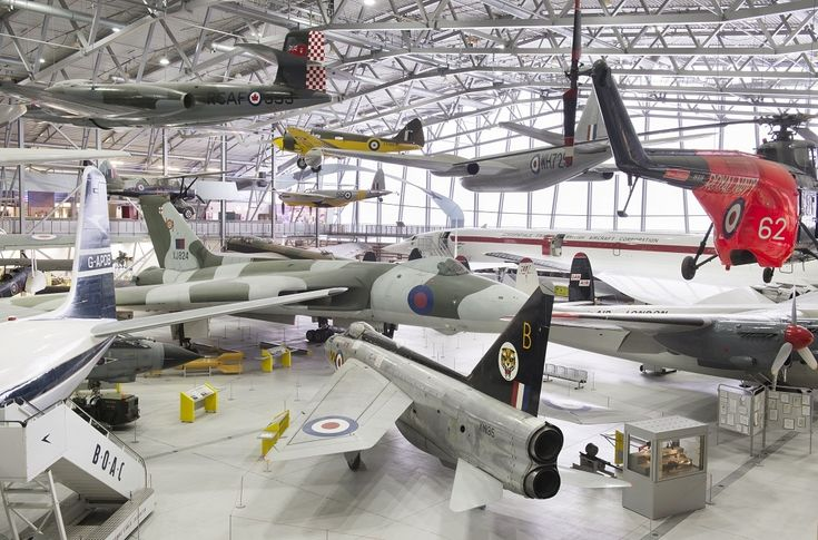 Enjoy a fantastic day out on a visit to IWM Duxford. Stand in awe of the world's most famous and fastest planes at this historic airfield and museum. From Spitfires and Concorde to the modern day Typhoon, explore the evolution of aviation and discover the powerful stories of the brave men and women who lived and worked at RAF Duxford.This October half term at IWM Duxford, discover two famous British aircraft - the Supermarine Spitfire and iconic Lancaster Bomber.