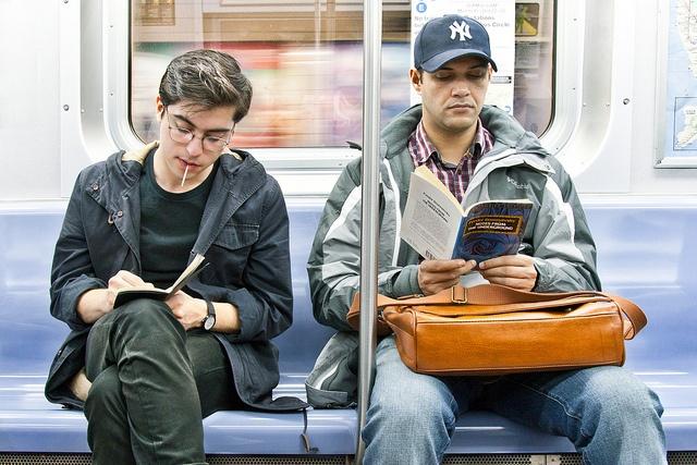 "Masnya kutu buku idaman deh :p      ""Notes from the Underground,"" by Fyodor Dostoyevsky by She Said Unprintable Things, via Flickr"