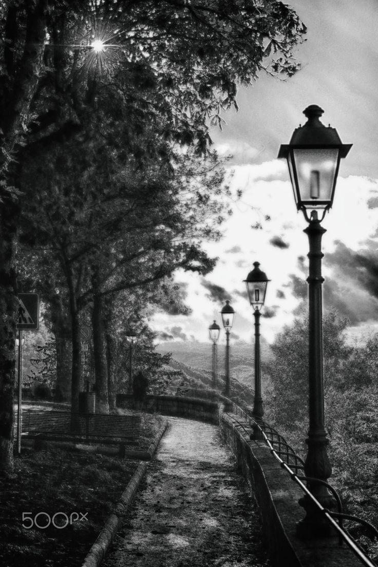 Autumn in Tuscany - Radda in Chianti