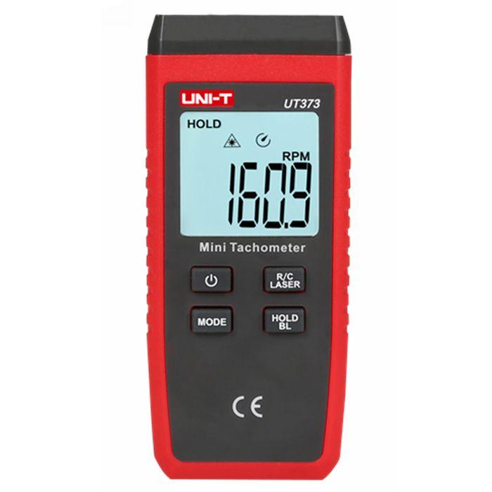 UNI-T UT373 Mini Digital Non-contact Tachometer Laser RPM Meter Speed Measuring Instruments Auto Range