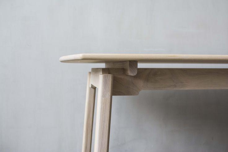 Noto table. Design Jonas Olsson for Möbelverket.