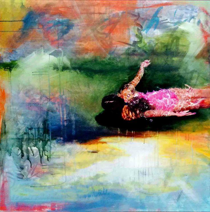 Artist: Bronwyn Bruce Unknown Territory www.southafricanartists.com