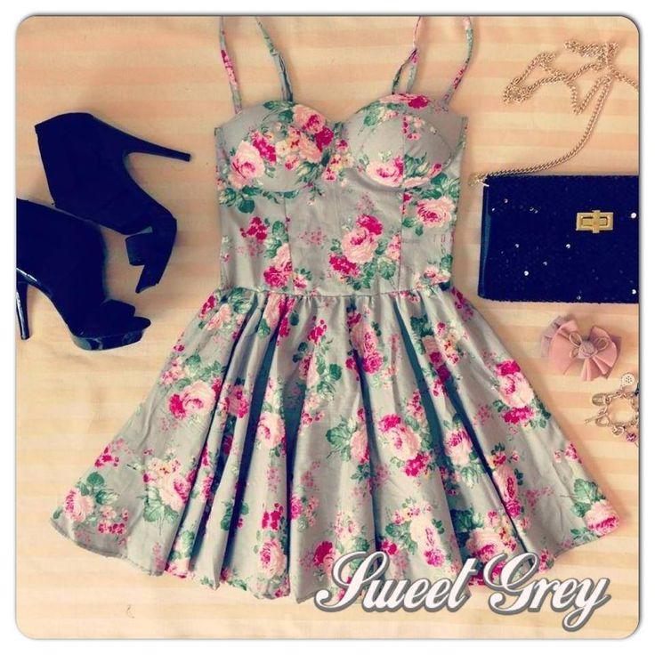 bustier dress!