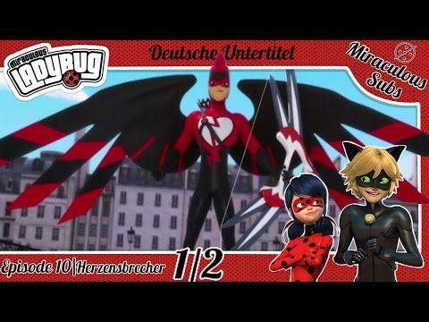 Miraculous Ladybug   Episode 2 (2/2)   German Sub - YouTube