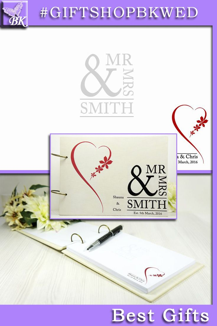 Personalized Wedding ceremony Guest Book custom rustic wood wooden Guestbook favor love notebook Shabby Chic gift Bride Groom His Her mr mrs #giftshopbkwed #wedding #guestbook #ceremony #guest #personalized #gift #rustic #book #advicebook #Bride #Groom #His #Her #mr #mrs #Birthday #anniversary #custom #bridalshower #monogram #wood #wooden #diy #advice #shabbychic #favor #notebook #love #tree