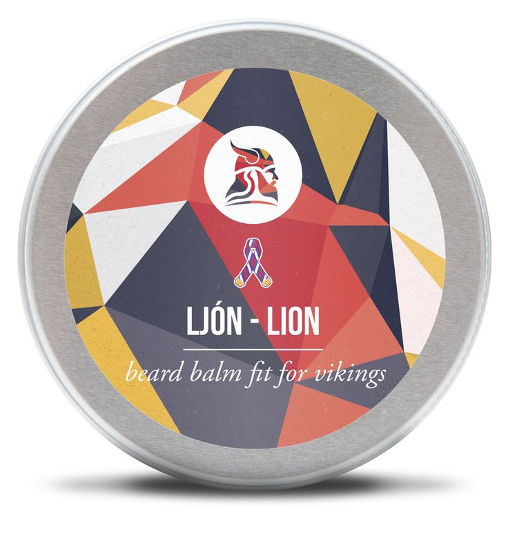 Ljón - Lion - Beard Balm