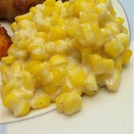 Slow Cooker Creamed Corn | 150 | Pinterest