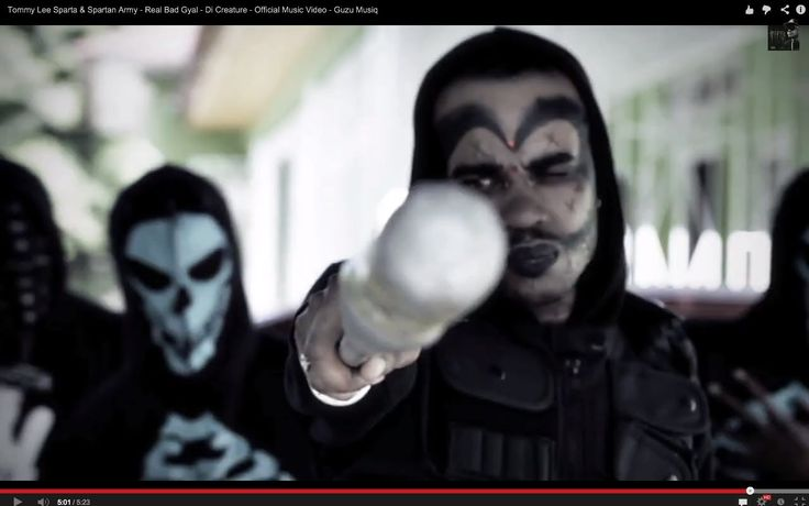 Tommy Lee Sparta & Spartan Army – Real Bad Gyal – Di Creature [Official Music Video]