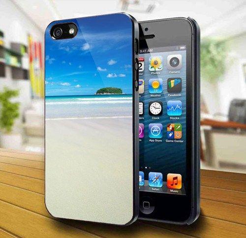 Sea sand sun #2 iPhone 5 Case   kogadvertising - Accessories on ArtFire