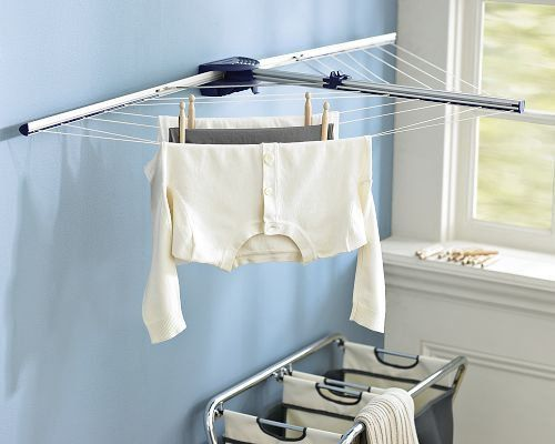 Laundry Drying Racks: 7 Small Space Solutions